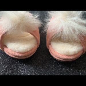 Ugg pure slippers new with tags size 9